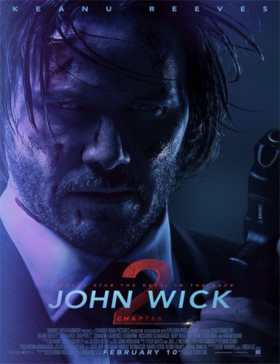 Ver John Wick 2: Pacto de sangre (2017) online – Un nuevo día para matar – Chapter 2