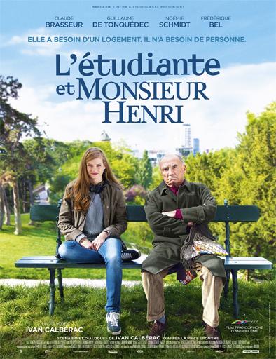 La estudiante y el Sr. Henri (2015) online