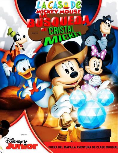 La Casa de Mickey Mouse: La búsqueda del Cristal Mickey (2013) online