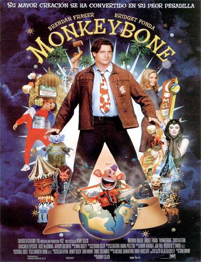 Poster de Monkeybone