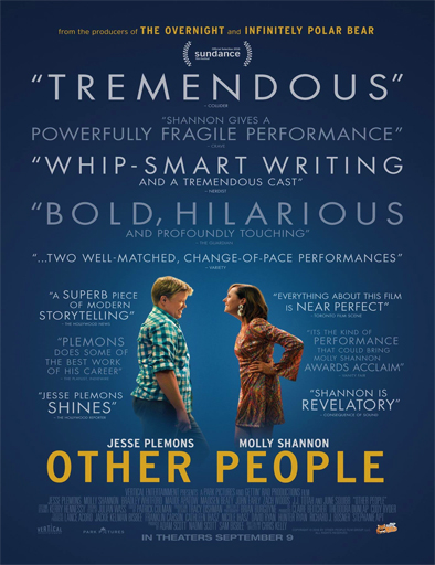 Ver Other People (2016) online