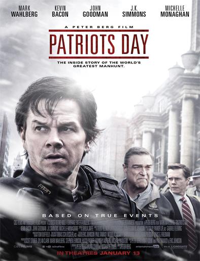 Ver Patriots Day (Día de patriotas) (2016) online