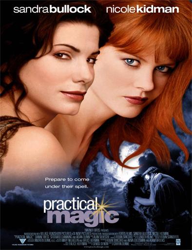 Poster de Practical Magic (Hechizo de amor)