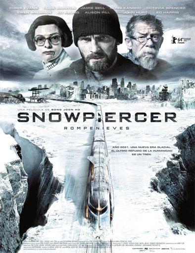 Poster de Snowpiercer (Rompenieves)