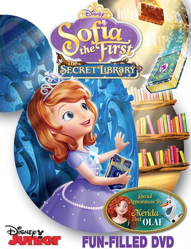 La Princesa Sofía: La librería secreta (2016) online