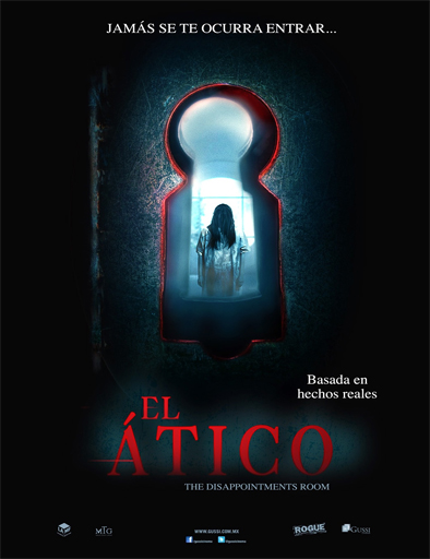 Ver The Disappointments Room (El ático) (2015) online