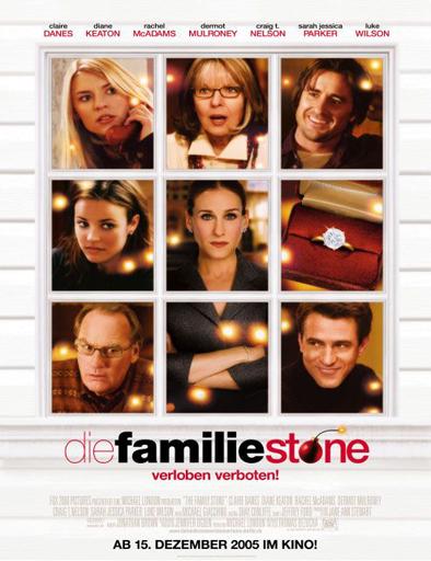 Poster de The Family Stone (La joya de la familia)