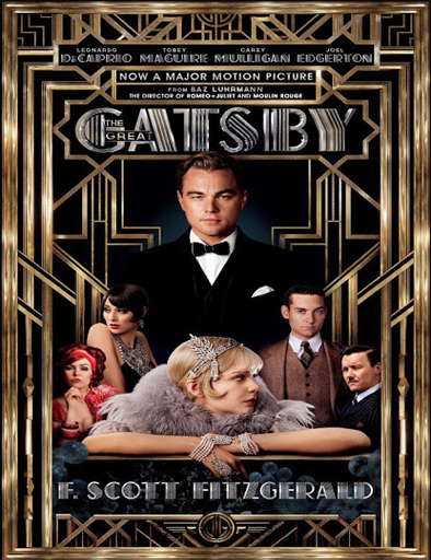 Poster de The Great Gatsby (El gran Gatsby)