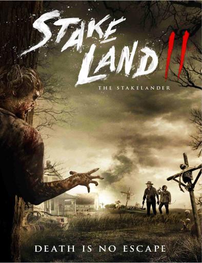 Poster de The Stakelander (Stake Land 2)