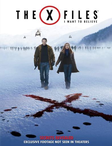 Los expedientes secretos X: Quiero creer (2008) online