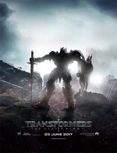 Ver Transformers: El último caballero (2017) online