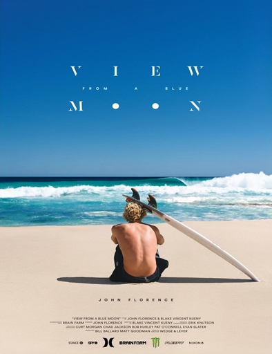 Poster de View from a Blue Moon