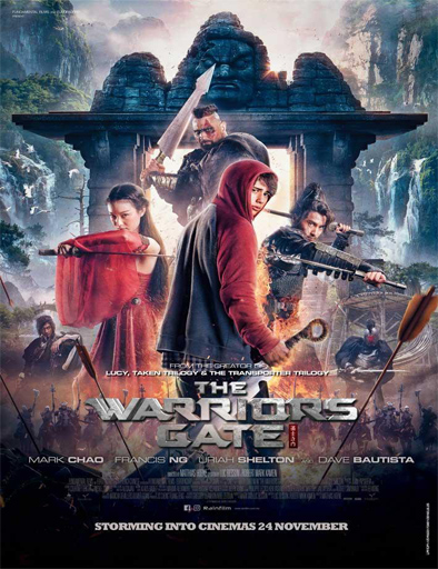 Poster de Warrior's Gate (El portal del guerrero)
