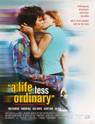 Poster de A Life Less Ordinary (Vidas sin reglas)