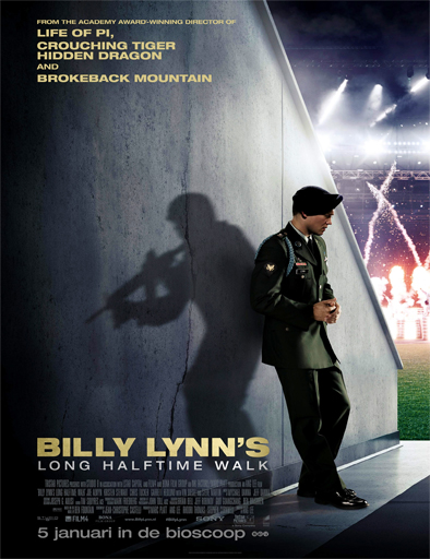 Billy Lynn: Honor y sentimiento (2016) online