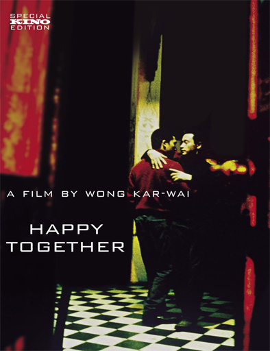 Poster de Cheun gwong tsa sit (Happy Together)