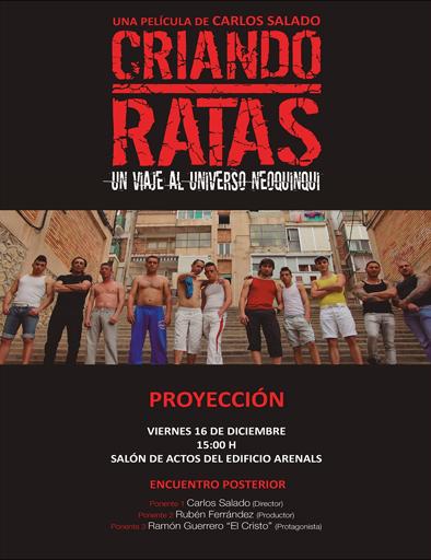 Criando ratas (2016) online
