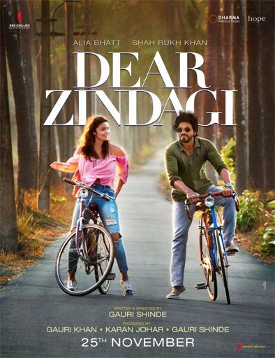 Poster de Dear Zindagi