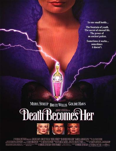 Poster de La muerte le sienta bien