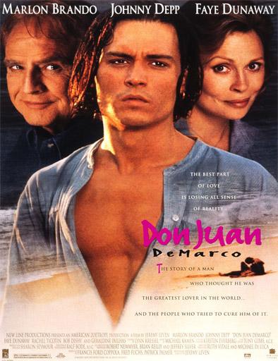 Poster de Don Juan DeMarco