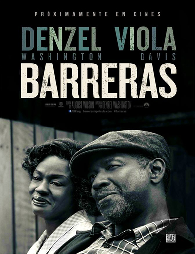 Poster de Fences (Barreras)