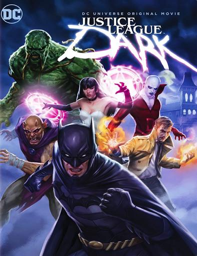 Ver Justice League Dark (2017) online