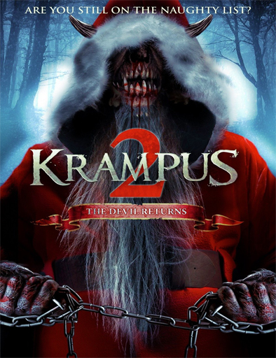 Krampus 2: the devil returns [BRRip] [Subs-Latino] [1 Link] [MEGA]
