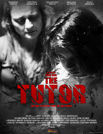 Poster de La tutora