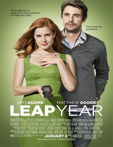Poster de Leap Year (Año bisiesto)