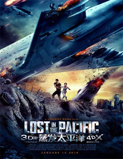 Poster de Lost in the Pacific