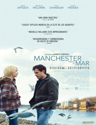 Poster de Manchester by the Sea (Manchester junto al mar)