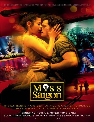 Miss Saigon: 25 aniversario