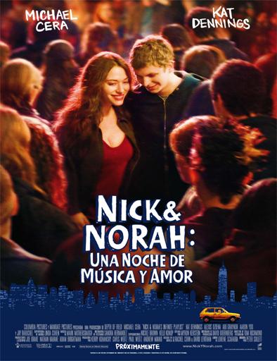Nick Y Norah – Una Noche De Música Y Amor (2008)