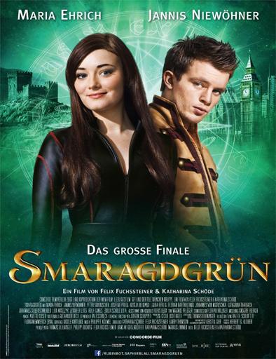 Poster de Smaragdgrün (La última viajera del tiempo: Esmeralda)