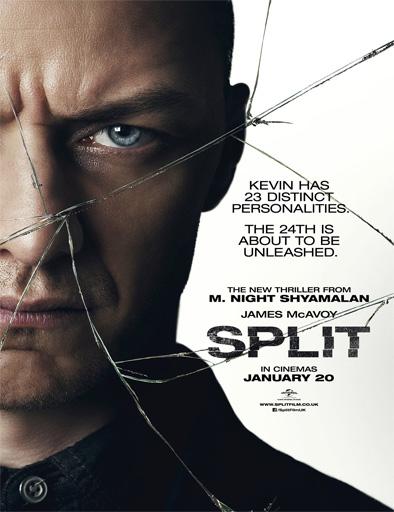 Split (Fragmentado) (2017) [720p] [Subtitulos] [1 Link] [MEGA]