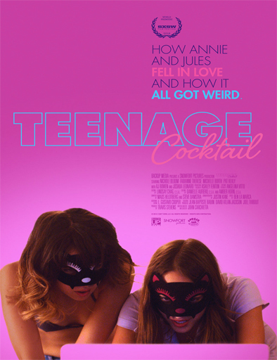 Poster de Teenage Cocktail