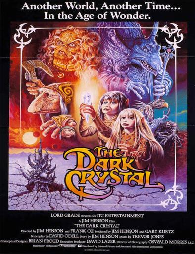 Poster de The Dark Crystal (El cristal encantado)