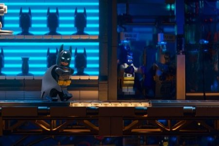 Ver Lego Batman: La película (2017) online