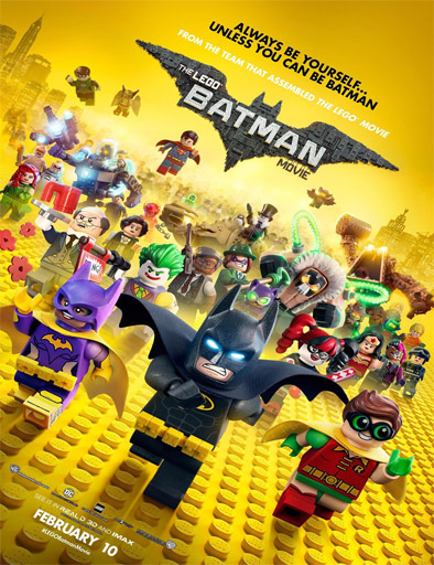 Ver Lego Batman: La película (2017) online – The LEGO Batman Movie