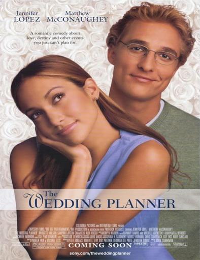 Poster de The Wedding Planner (Experta en bodas)