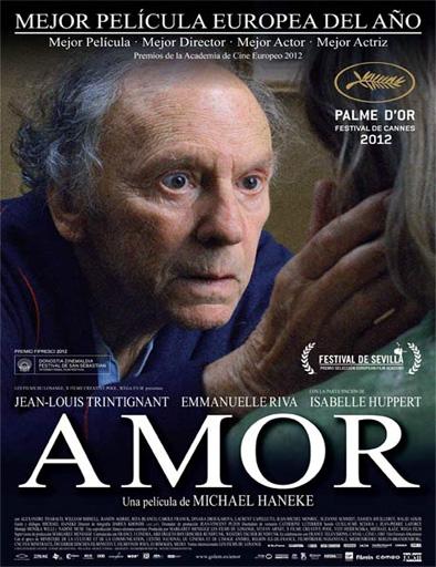 Poster de Amour (Amor)