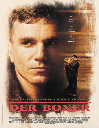 Poster de The Boxer