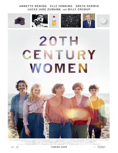 Ver 20th Century Women (2016) Online
