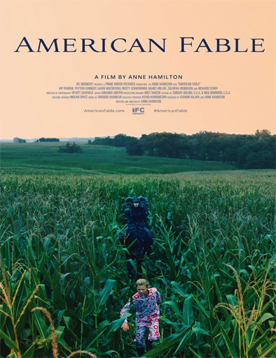 Ver American Fable (2016) online