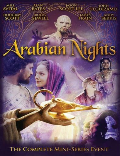 Poster de Las mil y una noches