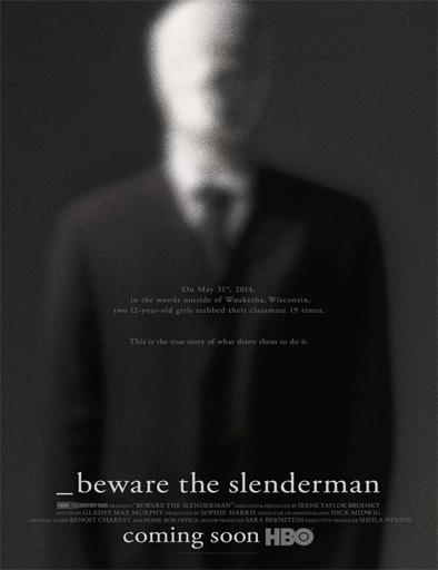 Cuidado con Slenderman