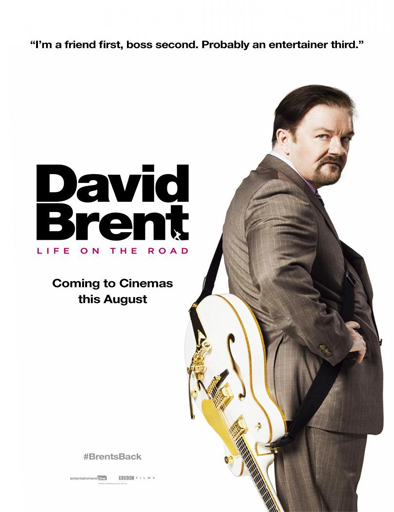 Ver David Brent: Life on the Road (2016) online