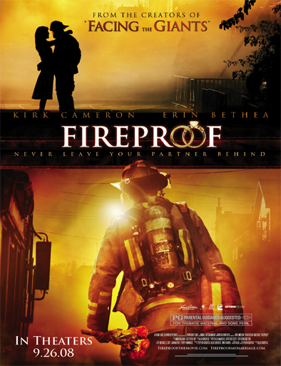 Poster de Fireproof (Prueba de fuego)