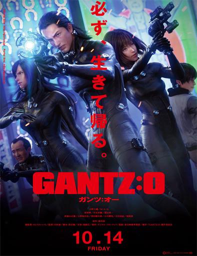 Gantz O (2016)[BRRip 720p] [Latino] [1 Link] [MEGA]