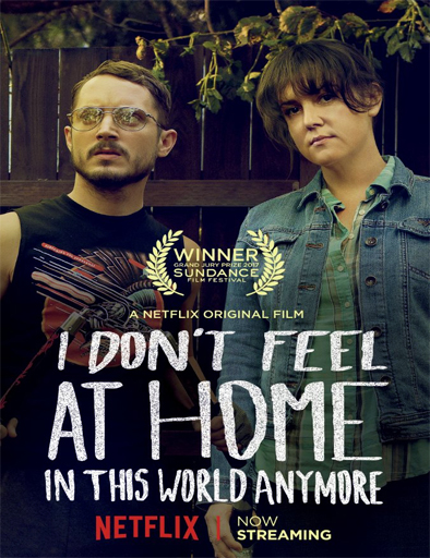 Ver Ya no me siento a gusto en este mundo (2017) online I don't feel at home in this world anymore